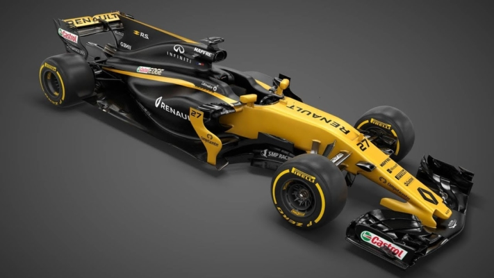 Renault Sport Formula One Team - Castrol Oficial Partner 1