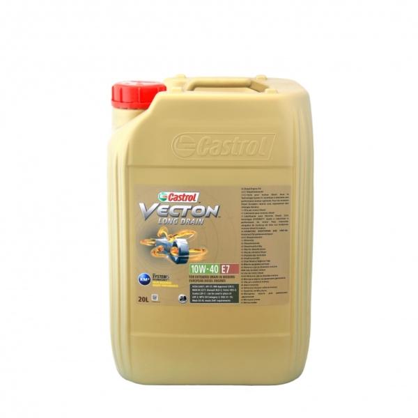 Castrol Vecton Long Drain 10W40 E7 1