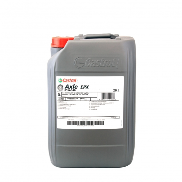 Castrol Axle EPX 85W-140