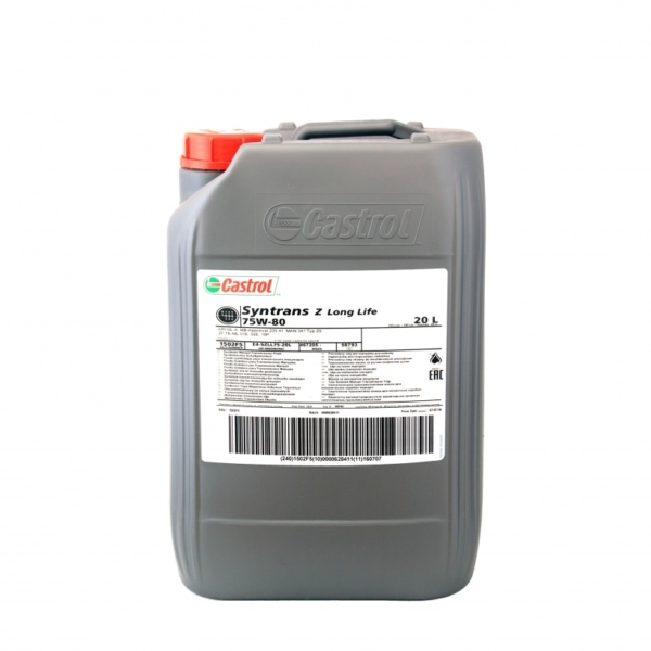 Castrol Syntrans Z Long Li 75W-80