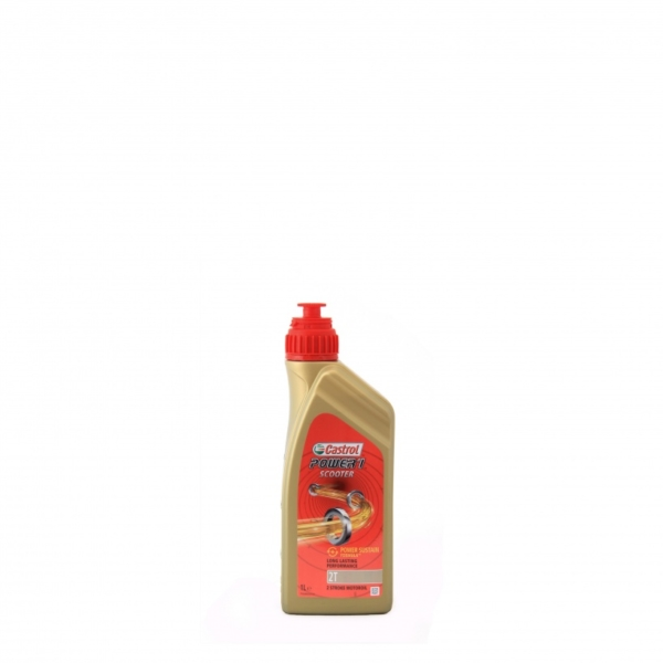 Castrol Power 1 Scooter 2T