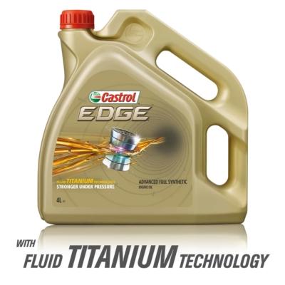 castrol edge titanium techonology