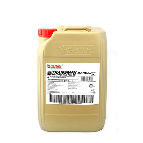 Castrol Transmax Manual Multivehicle 75w90