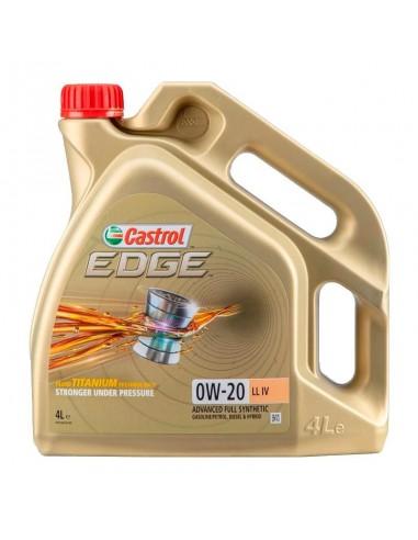 castrol edge 0w20 ll iv